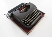 Machine à écrire vintage Japy années 70