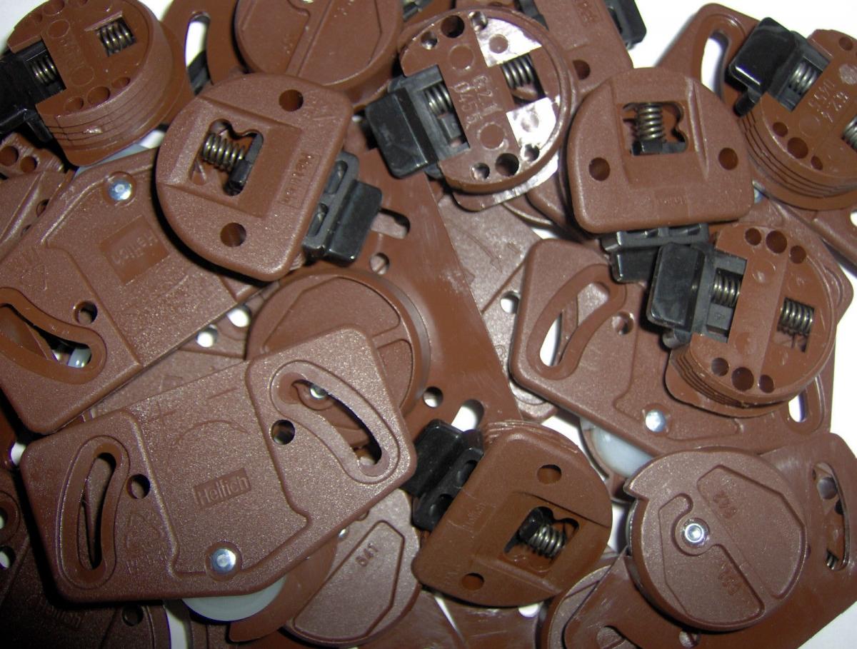 Ferrure roulette de porte coulissante slide line 55 - Roulettes pour portes coulissantes ...