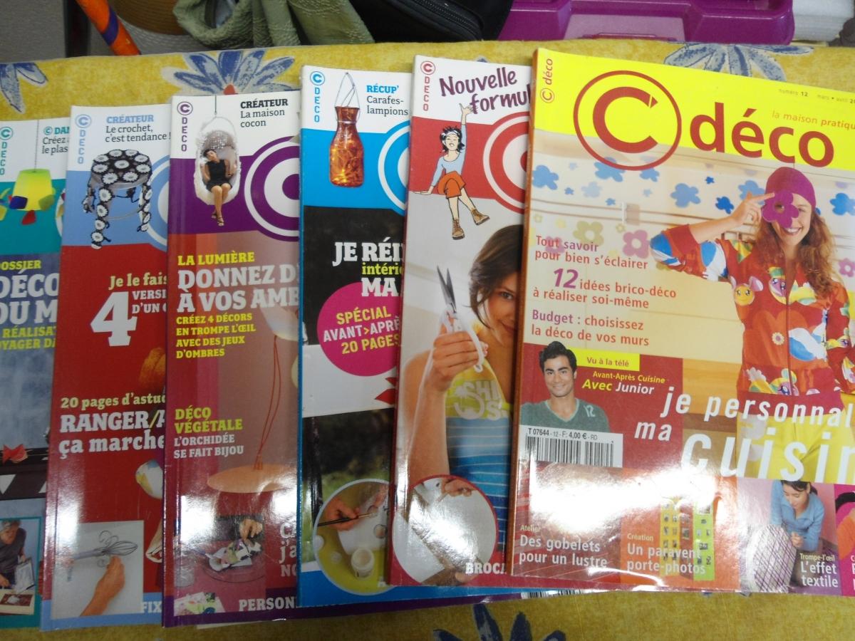 magazines deco luckyfind