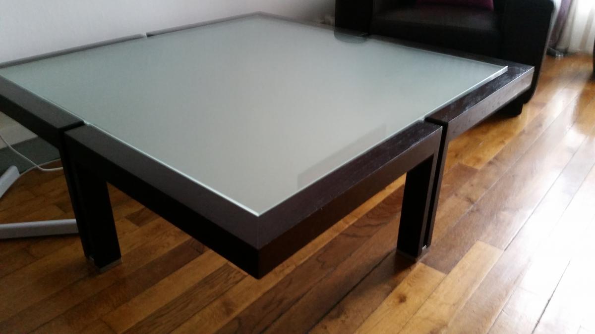 Table basse roche bobois en venge spendide luckyfind for Roche bobois table basse
