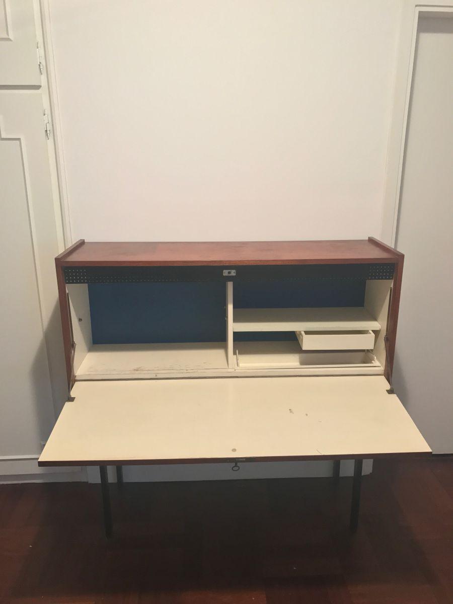 secr taire bar ann es 50 design danois luckyfind. Black Bedroom Furniture Sets. Home Design Ideas