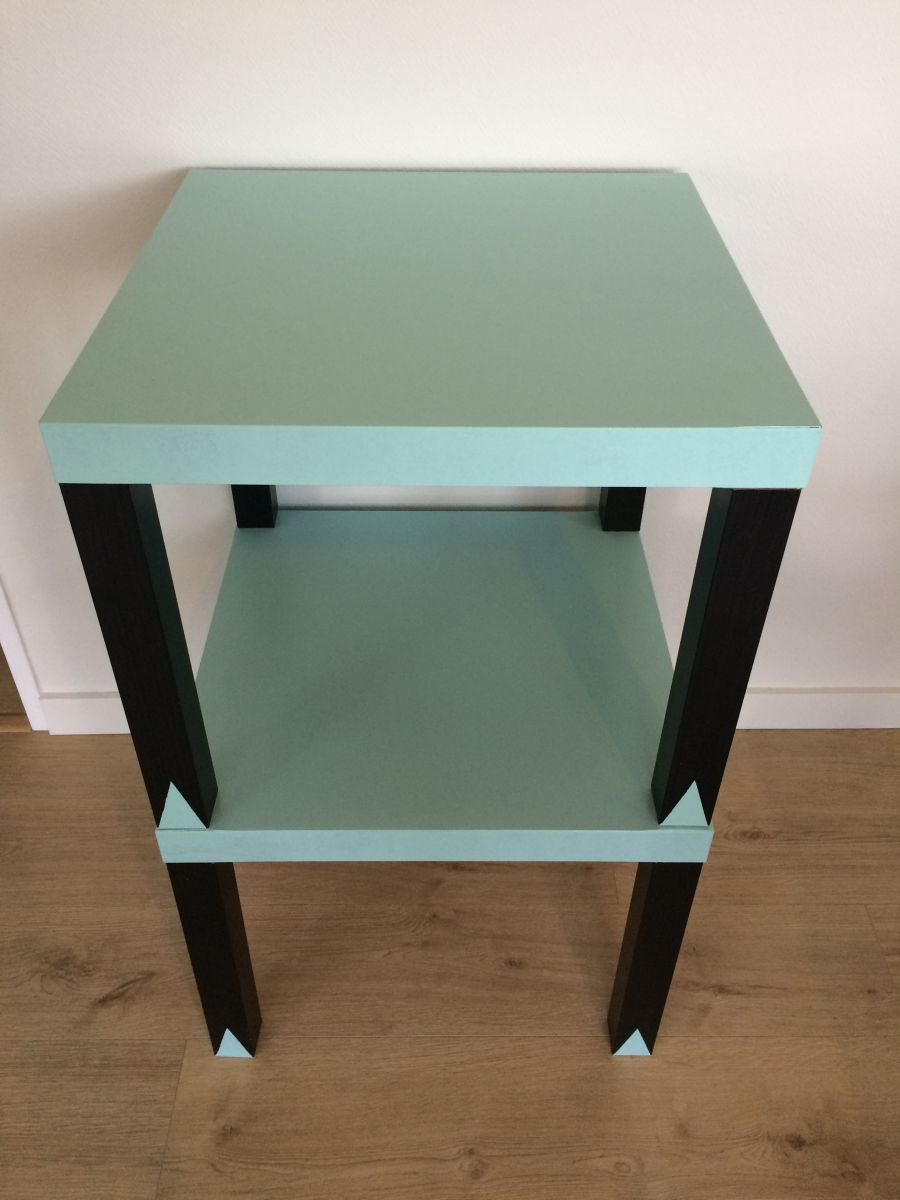 2 petites tables basses luckyfind - Petites tables basses ...