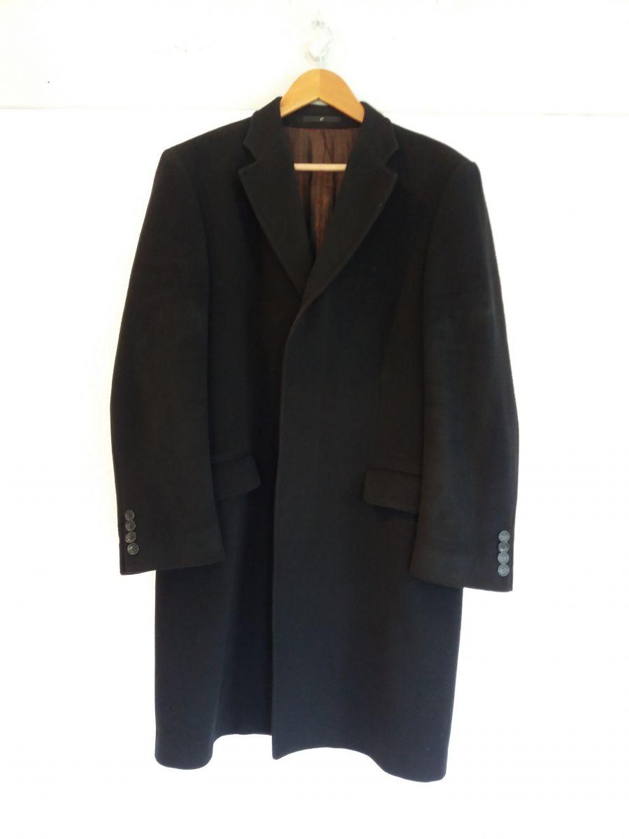 Manteau vintage en laine et cachemire - vintedfr