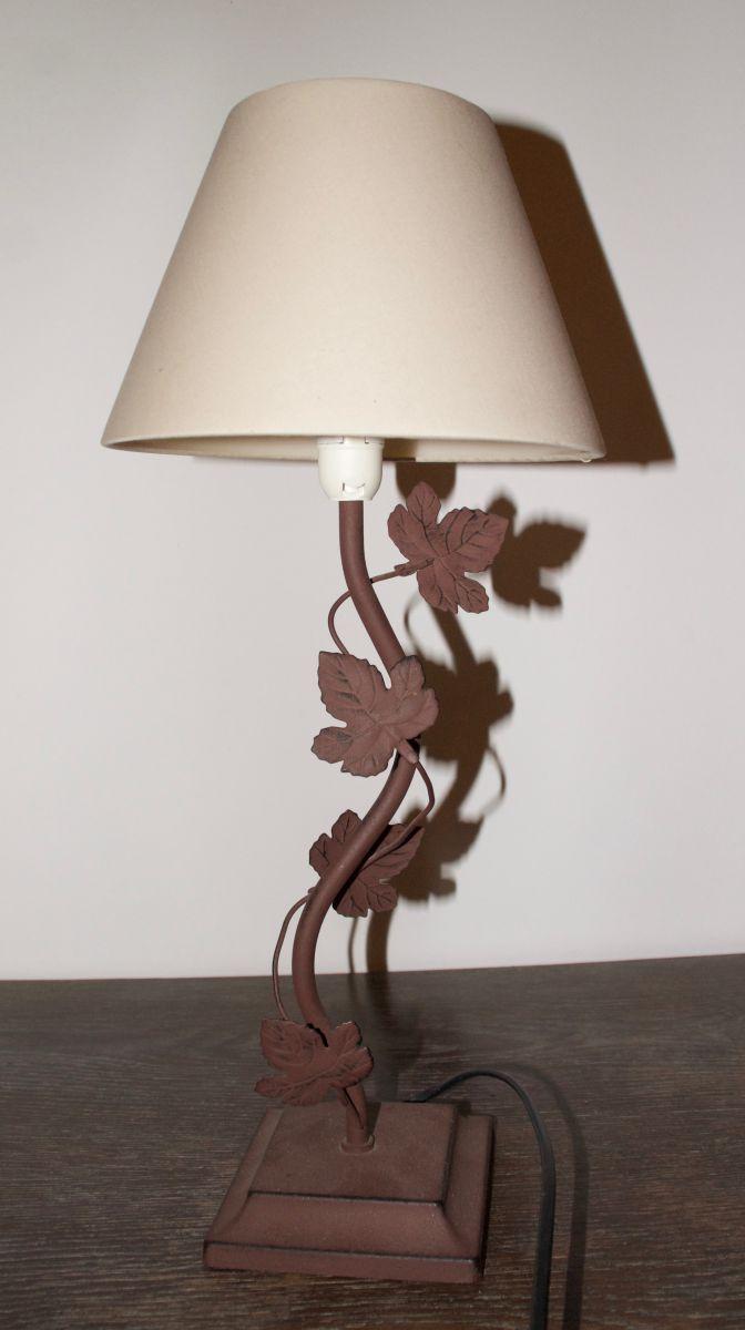 Lampe fer forg luckyfind - Lampe fer forge ...