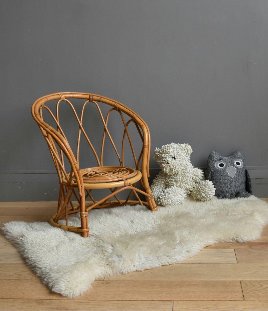salon rotin pour veranda fauteuil rotin enfant vintage luckyfind - Salon Rotin Pour Veranda