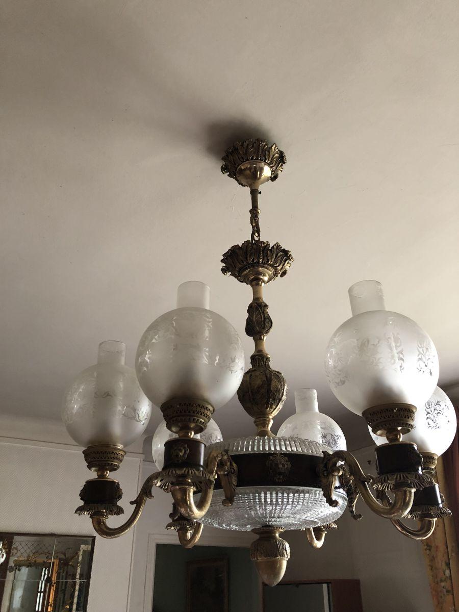 lustre suspension luckyfind. Black Bedroom Furniture Sets. Home Design Ideas
