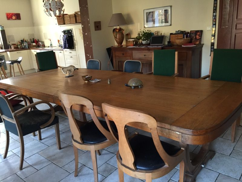 table ch ne xxl luckyfind. Black Bedroom Furniture Sets. Home Design Ideas