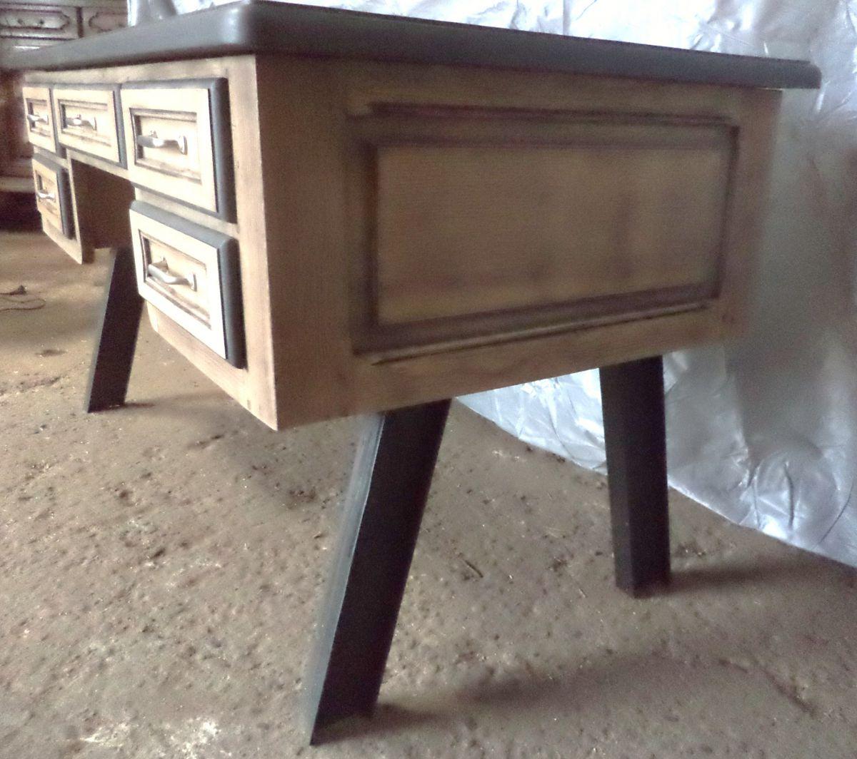 bureau relooke design industriel luckyfind. Black Bedroom Furniture Sets. Home Design Ideas