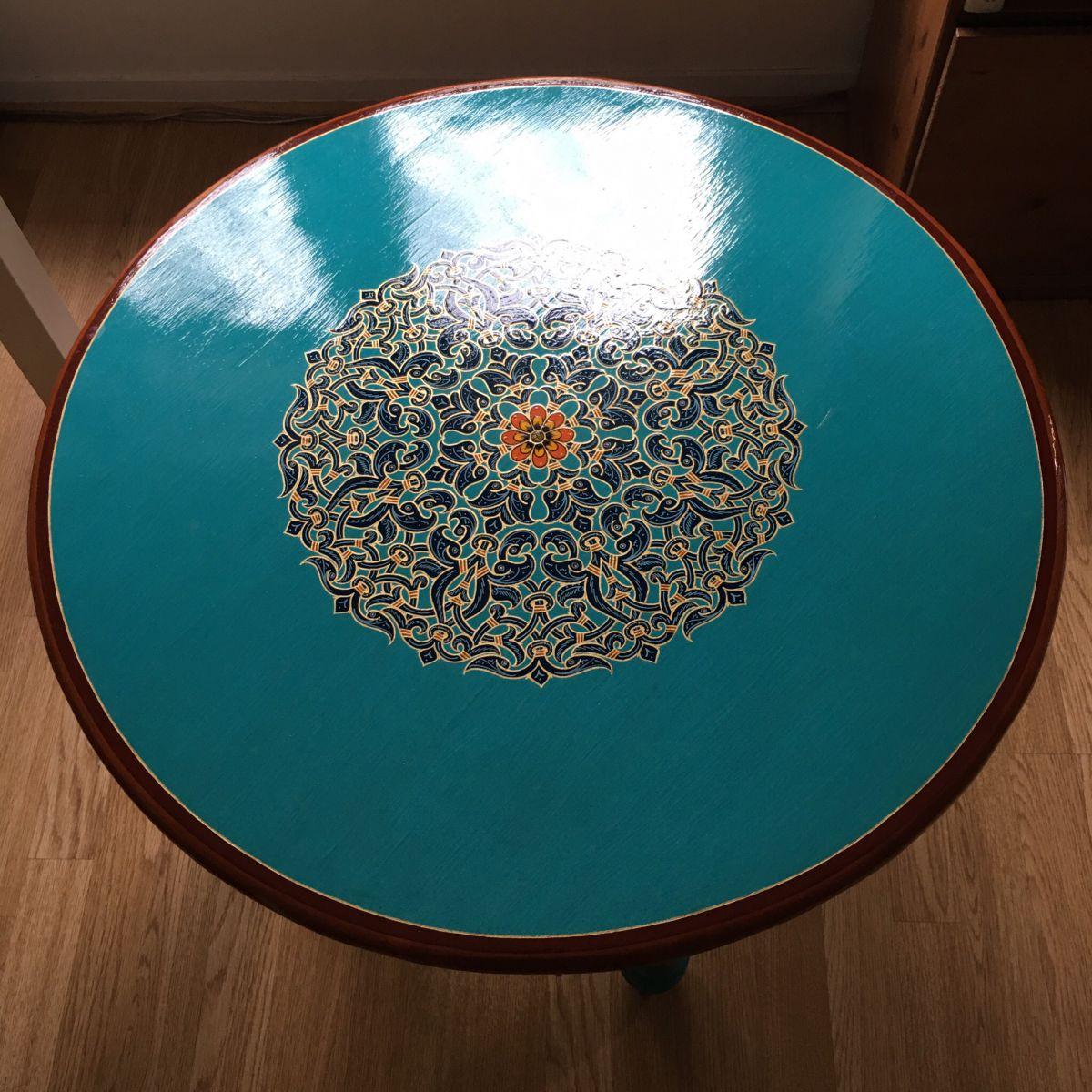 Table Basse Artisanale Luckyfind