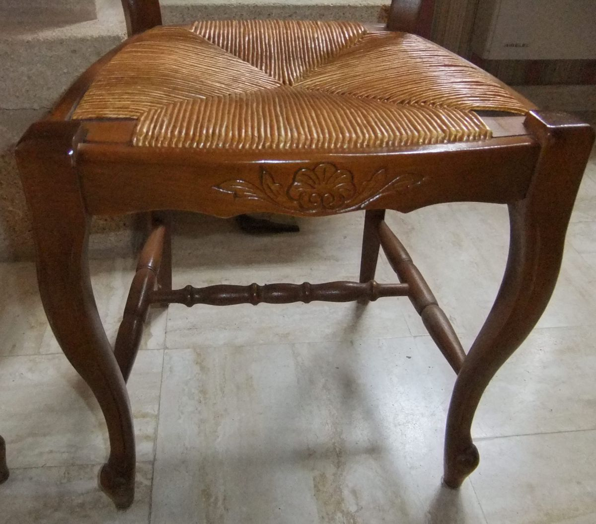 4 chaises style louis xv luckyfind for Meuble 70x30
