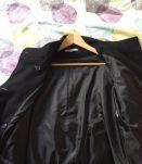 Manteau Etam vert et noir