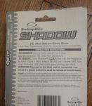 1 Set de Crampons De Golf Gris/Rose - Softspikes - Shadow - Large Plastic Thread - 12F0T1K