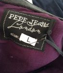 Robe cocktail Pepe jeans prune