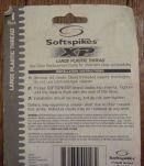 1 Set de Crampons De Golf - Softspikes - Xp - Large Plastic Thread -Vert- 7B0B0K