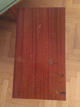Chevet vintage pieds compas style scandinave