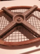 Ancienne raquette