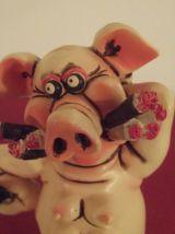 collection 4 petits cochons cochons