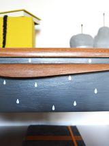 Tables de chevet suspendus