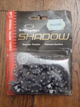 1 Set 22 Crampons De Golf Gris-Softspikes-Shadow-small metal thread-12A4T1K-Neuf