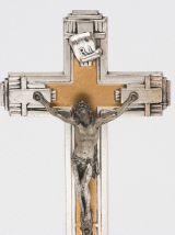 Crucifix Art Déco