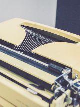 Machine à écrire REMINGTON Sperry Rand