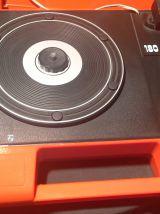 Tourne disques Philips 70's vintage