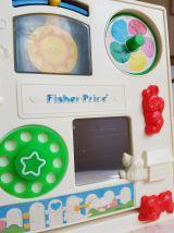 Tableau d'activité Fisher Price vintage