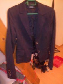 Tailleur pantalon + veste GUESS NEUF