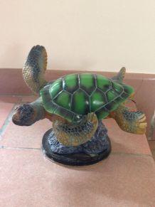 Statuette tortue