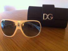 Lunettes de soleil D&G