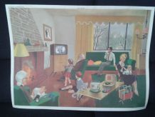 Illustration ancienne