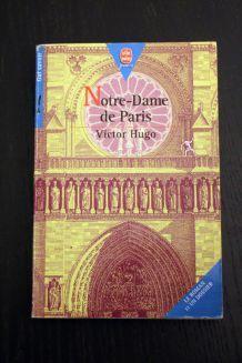 """Livre d'occasion """"Notre Dame de Paris"""" de Victor Hugo"""