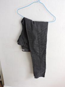 pantalon slim camaieu