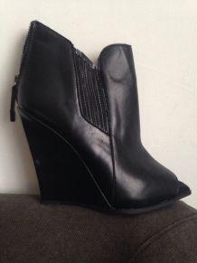 Chaussures compensées Zara
