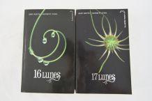 Livres 16 et 17 Lunes de Kami Garcia et Margaret Stohl