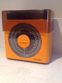 Balance terraillon vintage orange