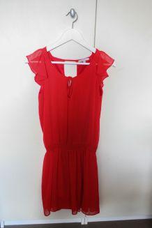 Robe Etam Rouge