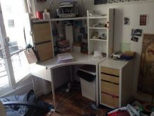 Bureau + fauteuil