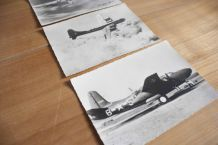 Cartes postales aviation