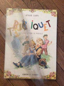 """BERLIQUET"" Livre jeunesse de collection - Editions Fabbri 1961"