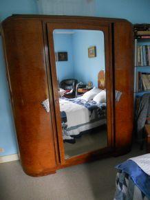 chambre vintage des années 50