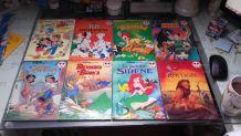 7 livres club du livre Mickey Hachette