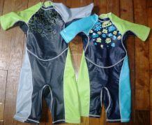 combinaison natation enfant
