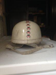 ancien casque moto bayard