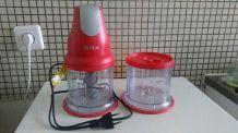 Robot hachoir/mixeur 4 lames