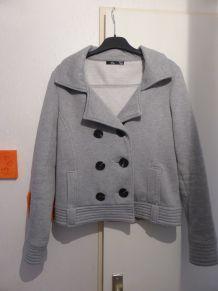 Manteau gris Automne / Hiver MIM