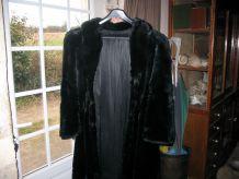 manteau loutre
