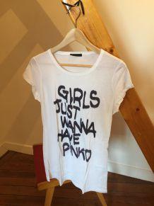 Tee-shirt PINKO