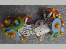 Guirlande Lumineuse de 20 lampes Multicolore- Ötréma