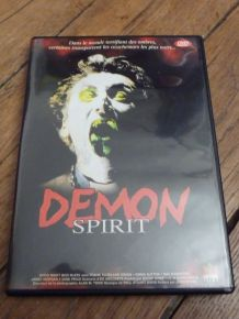 DVD Demon Spirit de John Eyres